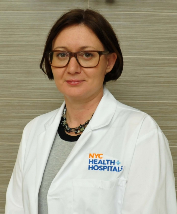 Dr Simona Bratu, Site-Director, Division of Endocrinology and Metabolism, NYC Health + Hospitals/North Central Bronx