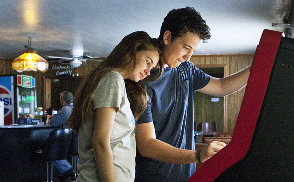 OPPOSITES ATTRACT  A gawky bookworm  Shailene Woodley  and a hard drinking popular kid  Miles Teller  strike up an unlikely romance  My City Paper