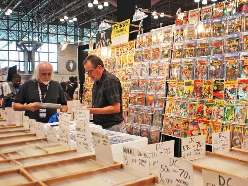 New York Comic Con is back and bigger than ever