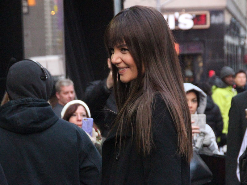 Katie Holmes makes her directorial debut in film