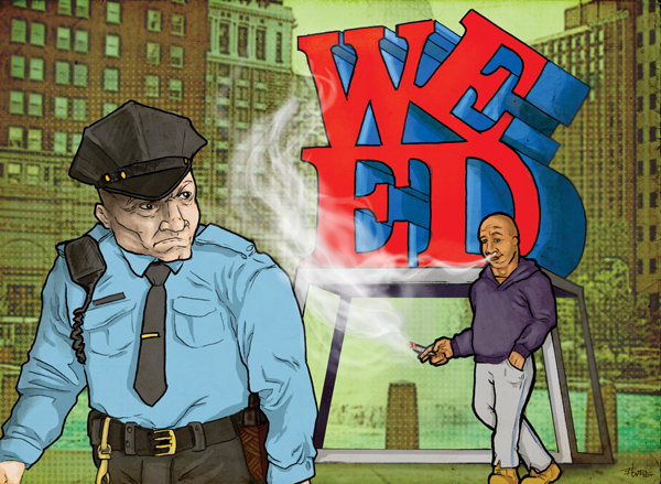 Will Philly end its war on weed?