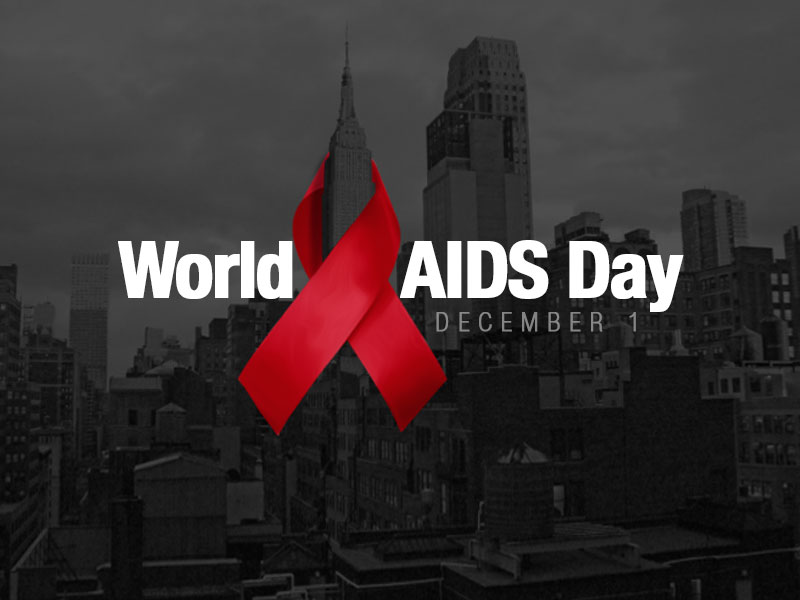 World AIDS Day: NYC Health + Hospitals helps raise awareness about the disease